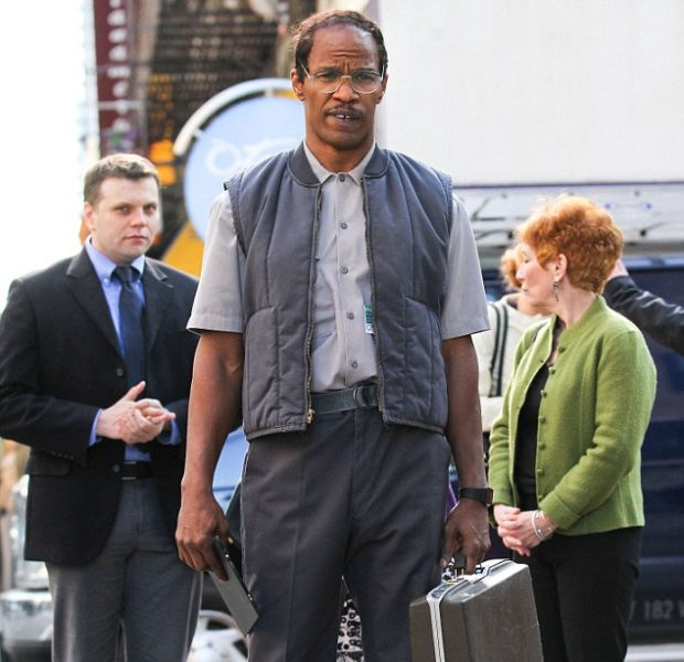 Jay-Z & Rihanna Trip A Referee + Jamie Foxx Sports A Toupee for Spider Man
