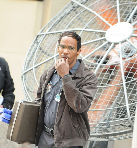 jamie foxx-the amazing spider man 2-b-the jasmine brand