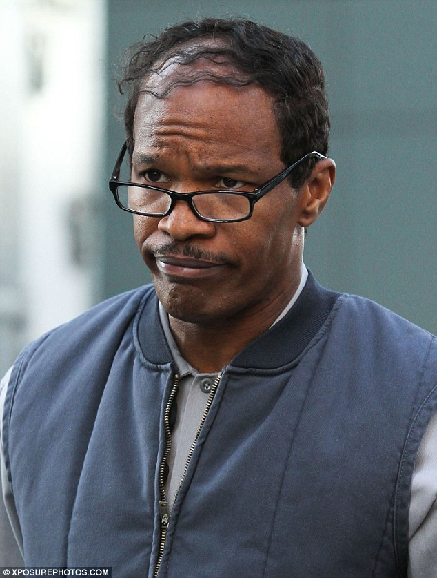 jamie foxx-the amazing spider man 2-the jasmine brand