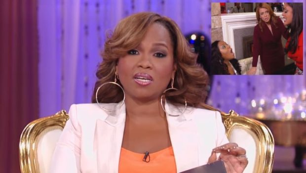 'Gossip Game's' JasFly Says Don't Blame Mona Scott Young For Black Women Fighting On TV