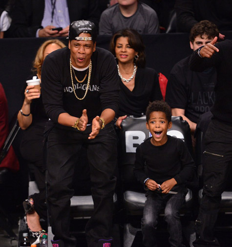 jay-z-nets game-vs bulls-the jasmine brand