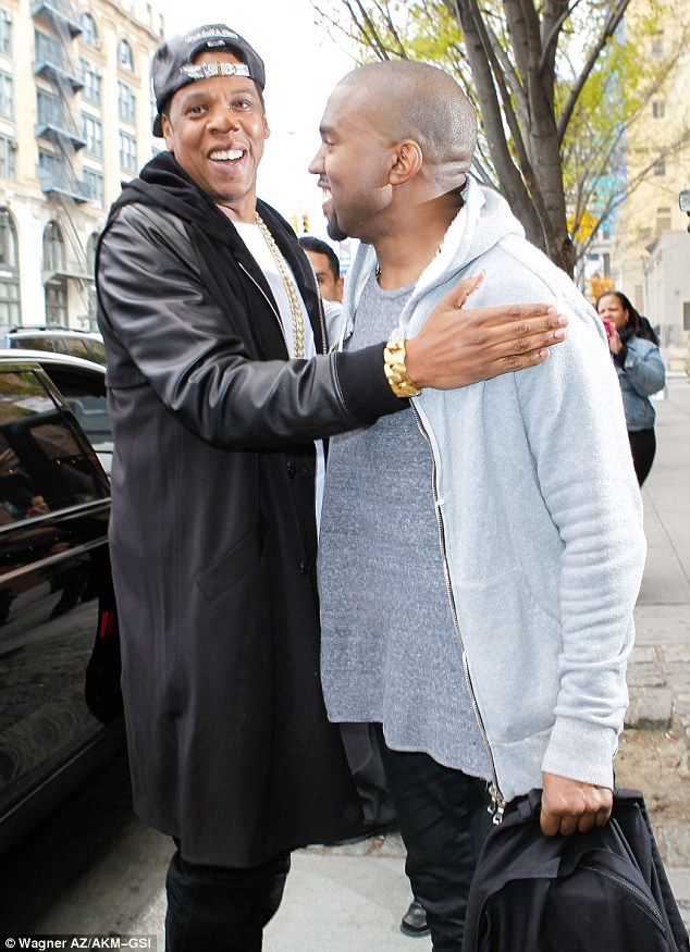 jayz-kanye west-reunite in nyc-the jasmine brand