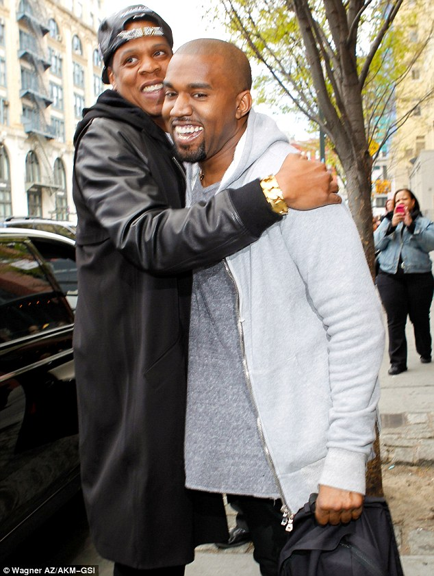 jayz-kanye west-reunite in nyc with kim kardashian-the jasmine brand