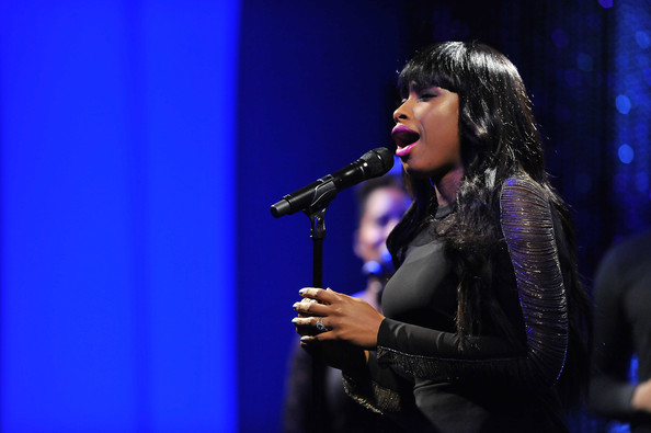 [Photos] Yolanda Adams, Jennifer Hudson Hit DC for 'Grammys On The Hill'