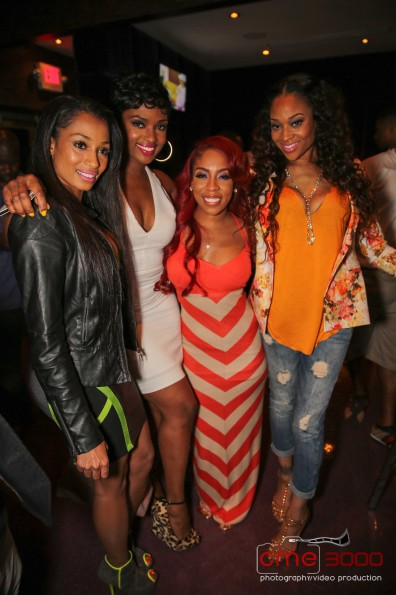 K Michelle And Rasheeda 2013 K.Michelle, Mim...