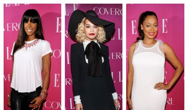 Kelly Rowland, Lala Anthony, Rita Ora Shine At ELLE's Women in Music Celebration