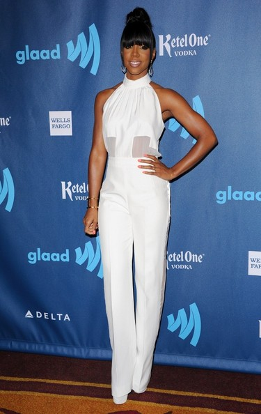 Spotted. Stalked. Scene. Kelly Rowland Hits GLAAD Awards, 2 Chainz Hits Coachella + Lady Gaga Stunts