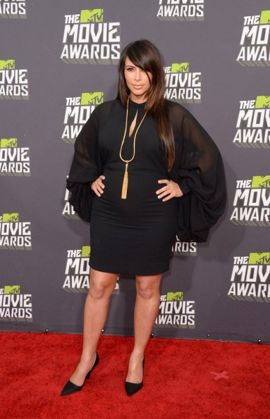 kim kardashian-mtv movie awards 2013-the jasmine brand