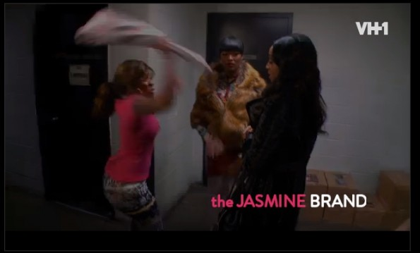 kmichelle hits mimi faust-b-with flowers-the jasmine brand