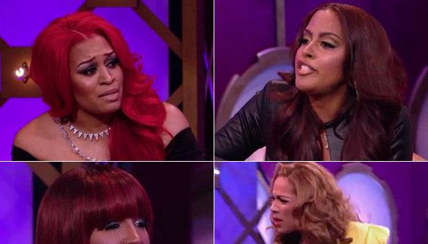 Yandy Smith Defends Fiance, Barks Back At Rashidah Ali + Watch Love & Hip Hop Reunion, Part 1
