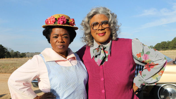 Oprah And Tyler Perry Bring Madea & Miss Sophia Together + RHOA's NeNe Leakes Chastises Kenya Moore