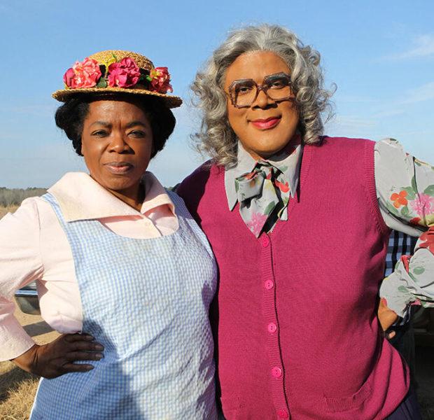 Oprah And Tyler Perry Bring Madea & Miss Sophia Together + RHOA's NeNe Leakes Chastises Kenya Moore
