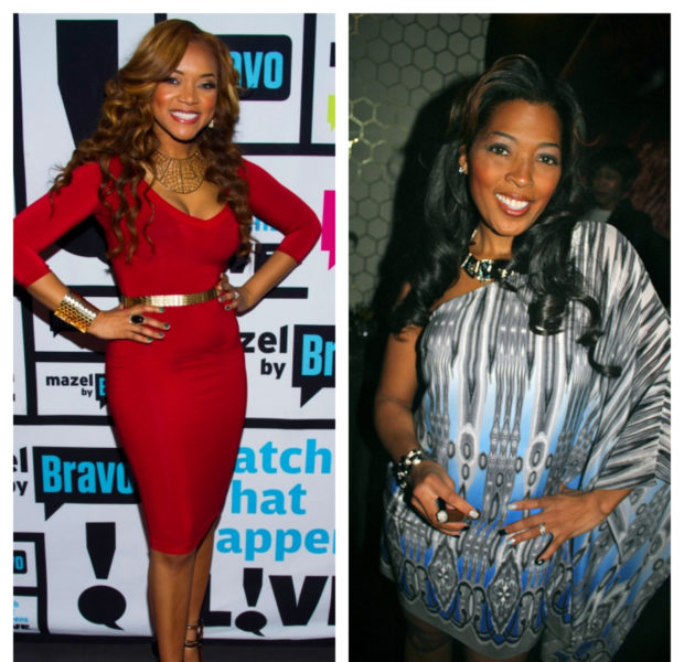 Married to Medicine's Cast Take Twitter Shots After Ball Gown Brawl