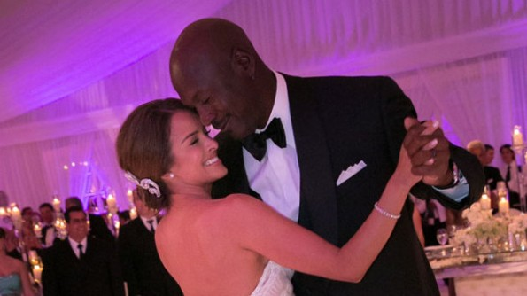 michael jordan-10 million dollar wedding-yvette prieto-the jasmine brand