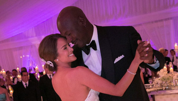 Michael Jordan Spends $10 Million On Second Wedding