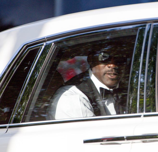 I's-Married-Now: Michael Jordan Weds Yvette Prieto With 'Largest Tent In Wedding History'
