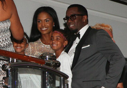 Nanny Hits Kim Porter With Lawsuit, Claims She Abused Drugs In Front Of Diddy's Twin Daughters