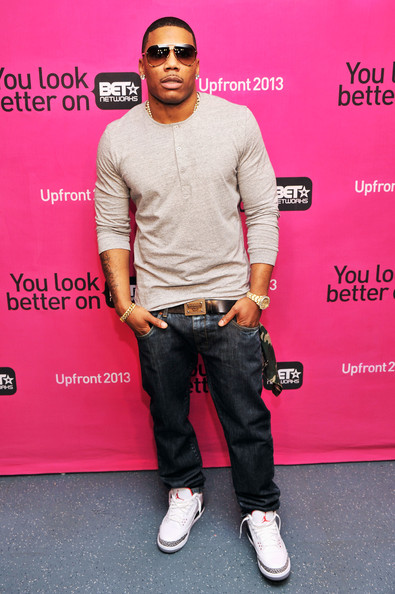nelly-BET NYC Upfront 2013-the jasmine brand