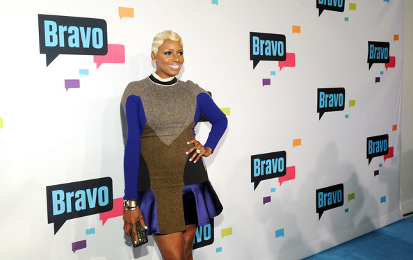 nene leakes-andy cohen bravo-ny up front party-the jasmine brand