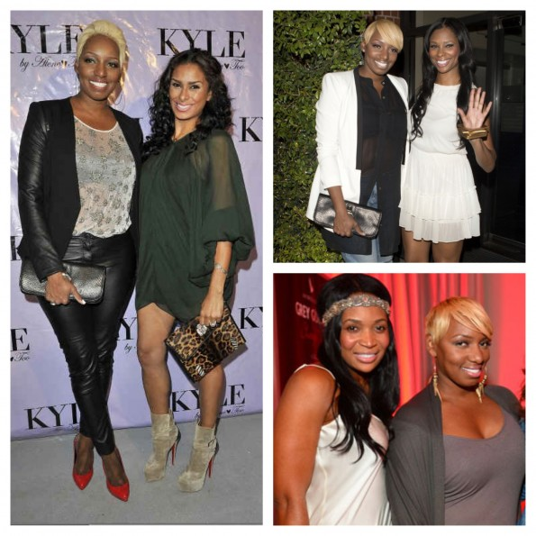 nene leakes-i dream of nene-names bridesmaids-marlo hampton-laura govan-jennifer williams-the jasmine brand