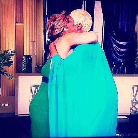 nene leakes-kim zolciak-hug reunion rhoa 2013-the jasmine brand