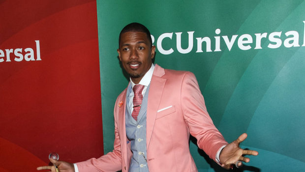 Spotted. Stalked. Scene. Ray J, Christina Milian & Nick Cannon Attend NBCUniversal Summer Press Day