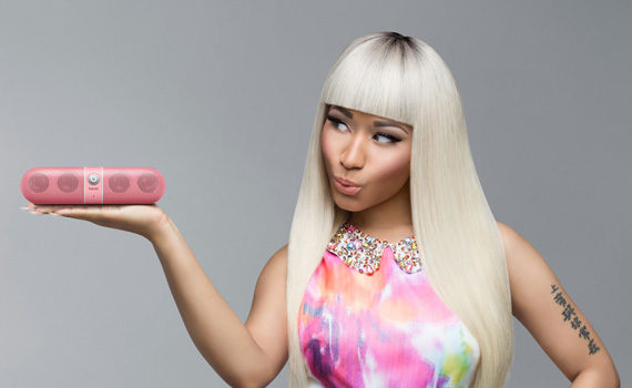 Technology Hustle: Beats By Dre Gives Nicki Minaj Her Very Own 'Pink Pill'
