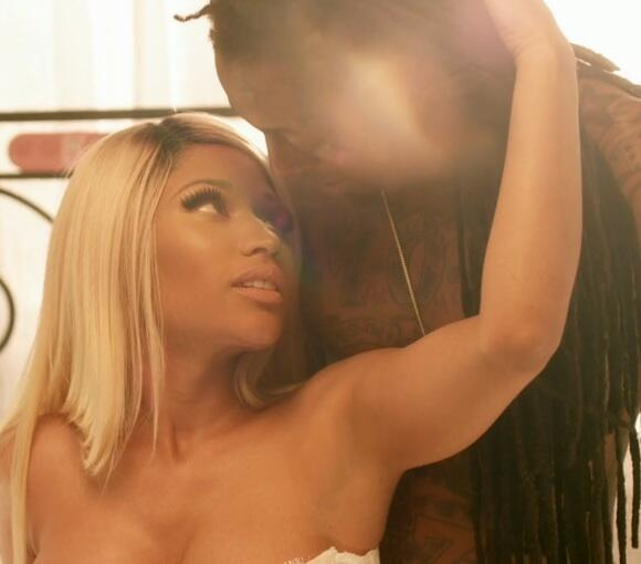 nicki minaj-lil wayne-high school video-b-the jasmine brand