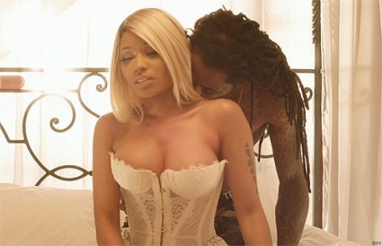 nicki minaj-lil wayne-high school video-the jasmine brand