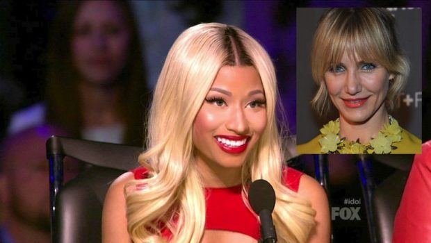[WATCH] Nicki Minaj Hitting Big Screen With Cameron Diaz In 'The Other Woman' + Drake Shocks American Idol's Candice Glover With Appearance