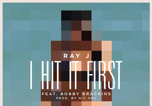 [Listen] Haute or Hot A** Mess: Ray J's Ode to Kim Kardashian, 'I Hit It First'