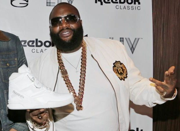 Rick Ross Apologizes to Reebok, Says Its Been One of His Biggest Mistakes