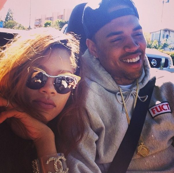 Rihanna & Chris Brown Kill Break-Up Rumors +  42 Movie Premiere Brings Out Gloria Govan, Laila Ali & Big Sean