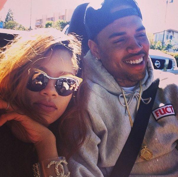 Rihanna & Chris Brown Kill Break-Up Rumors +  42 Movie Premiere Brings Out Gloria Govan, Laila Ali & Big Sean
