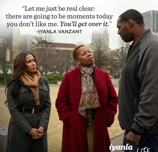 Sheree Whitfield Unpleased With Iyanla: Fix My Life: 'I Felt Misled'