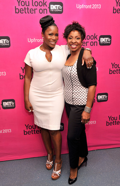 simore-gladys knight-BET NYC Upfront 2013-the jasmine brand