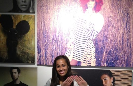 Skylar Diggins Throws Up the Roc, Officially Signed to Roc Nation