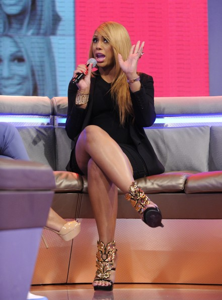 106 & Park, April 3, 2013. (photo: John Ricard / BET)