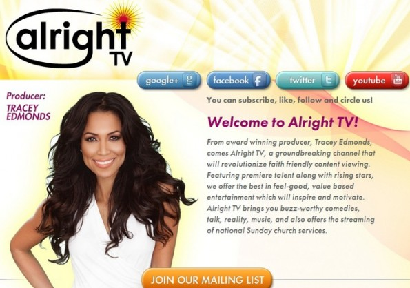 tracey edmonds-launches alright tv-the jasmine brand