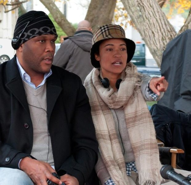 The Art of Giving Back: Tyler Perry Gives New Director Tina Gordon Chism His Stamp of Approval