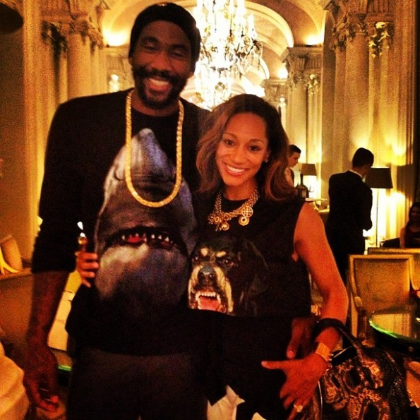 Amare Stoudemire-alexis-deliver fourth baby-the jasmine brand