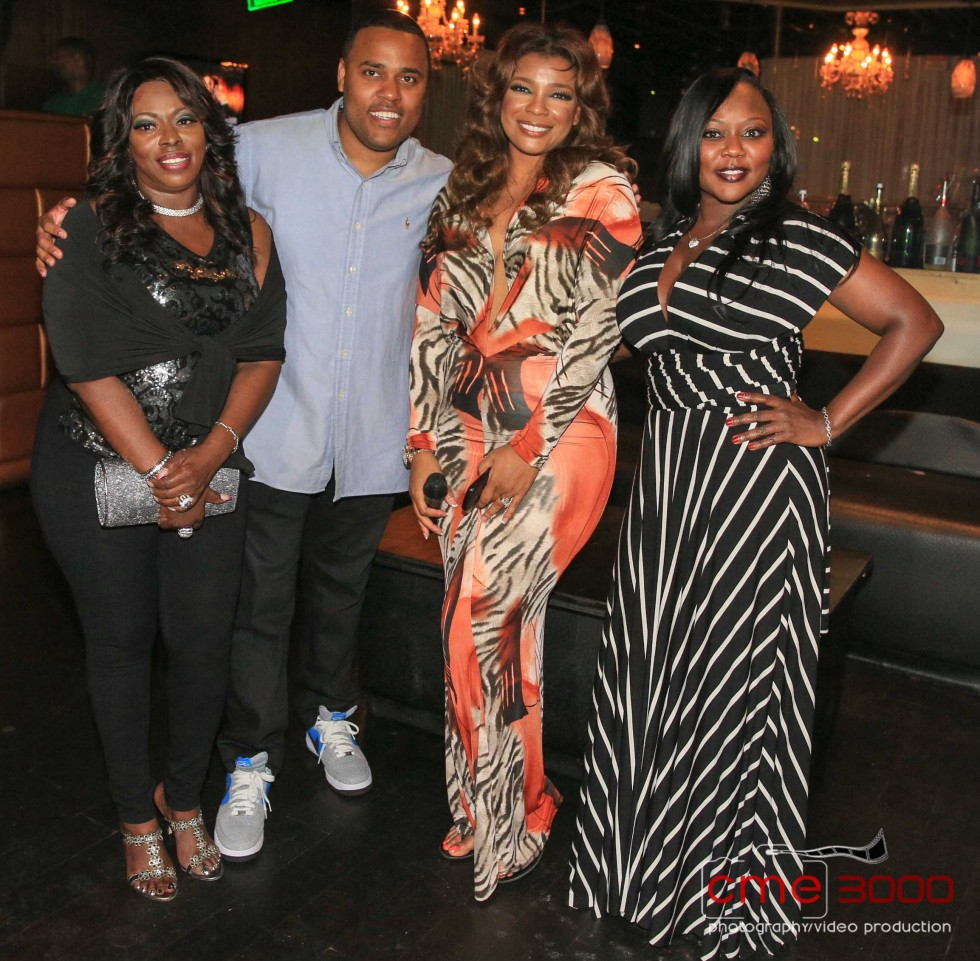 Angie Stone- Phill Thorton-Syleena Johnson-Latocha Scott-R&B Divas-season 2 premiere party-the jasmine brand