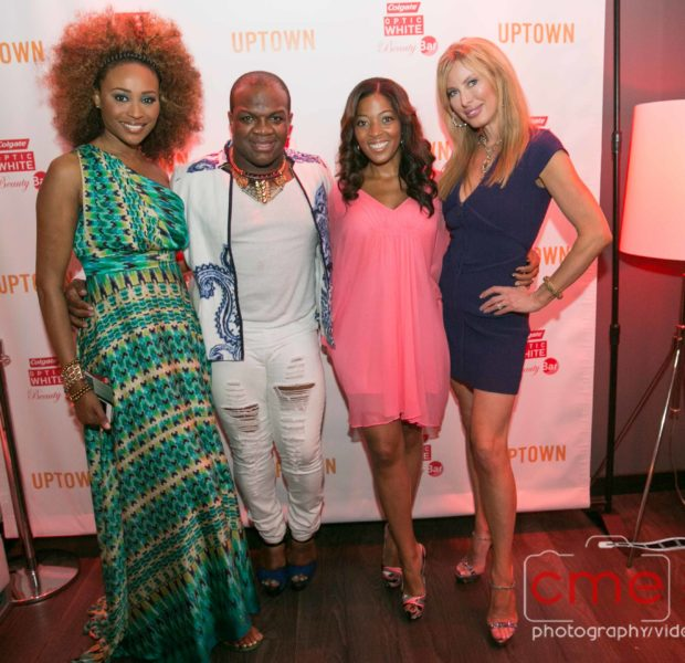 [Photos] ATL Overload: Cynthia Bailey Hosts 'UPTOWN' Event + D. Woods Debuts Blonde Box Braids & Married 2 Medicine's Cast Mates Attend