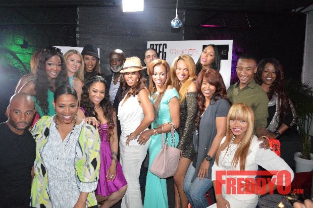 [Photos] RHOA's Peter Thomas Creates 'Unscripted', First Ever Reality TV Show Awards