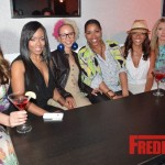 The cast of 'Divas & Cocktails' & Toya, Kari of 'Married to Medicine'