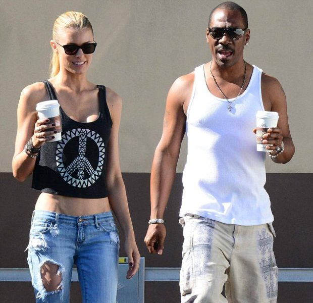 Spotted.Stalked.Scene: Eddie Murphy Sips With Girlfriend, Kim Kardashian's Asian Inspired Maternity Style + Naomi Campbell Yachts It Up in Italy