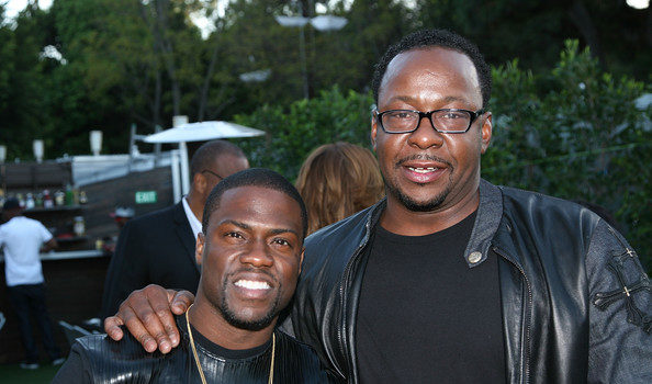 Kevin Hart, Boris Kodjoe, Duane Martin Throw 'Real Husbands of Hollywood' Party + Bobby Brown, Eva Marcille & Omarion Join the Festivities