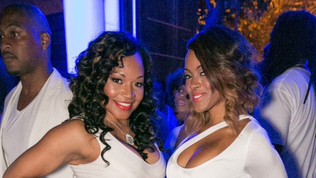 ALL-White-Everything: Porsha Stewart, Draya Michele, Marlo Hampton Party at ATL's 'PRIVE'