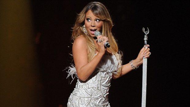 [WATCH] Did Mariah Carey Lip Synch Her Way Through Her 'American Idol' Performance?
