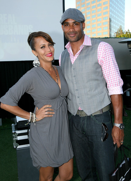 Nicole-Ari-Parker-Boris-Kudjoe-Real-Husbands-Of-Hollywood-Wrap-Dinner-2013-The-Jasmine-Brand